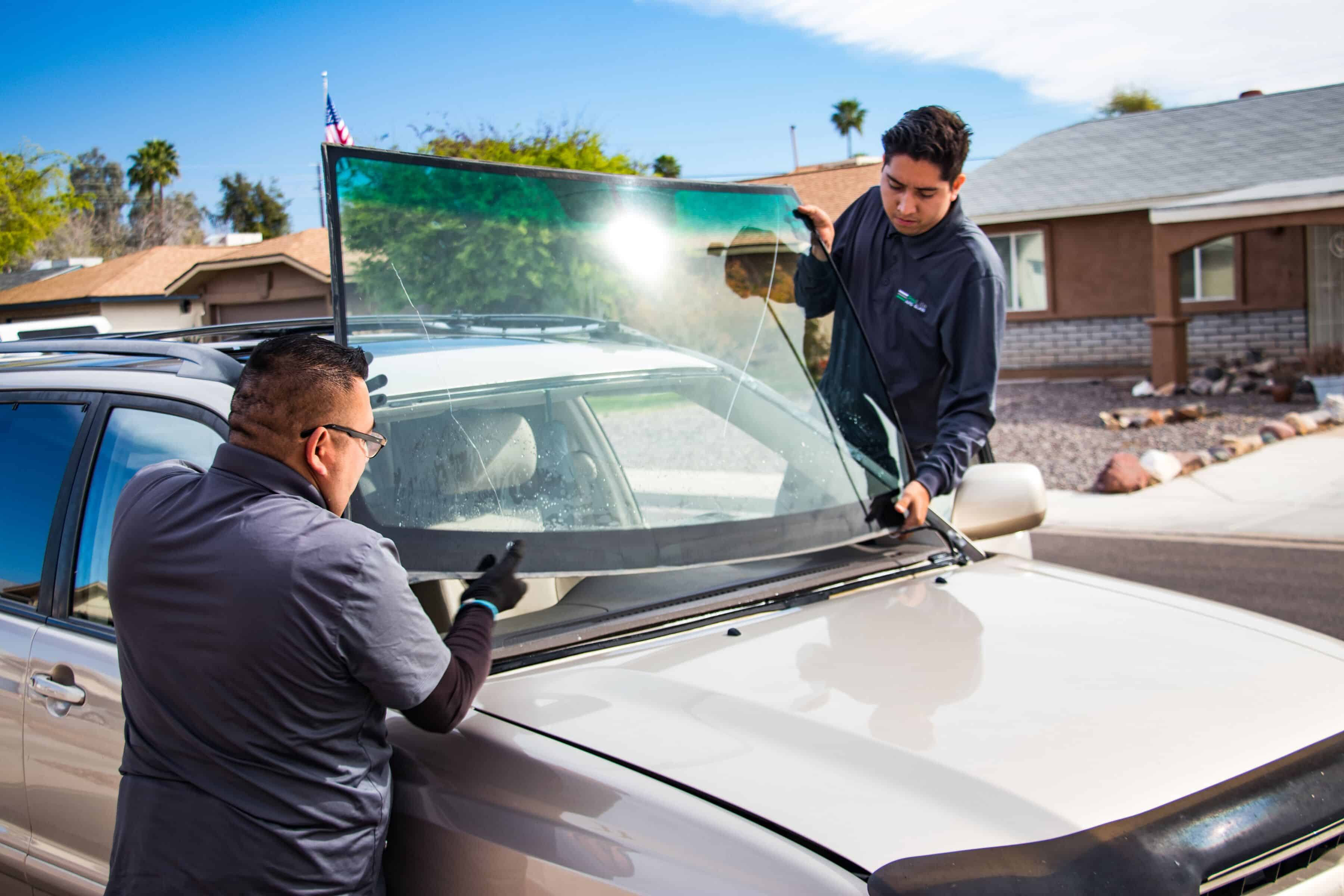 auto glass services az