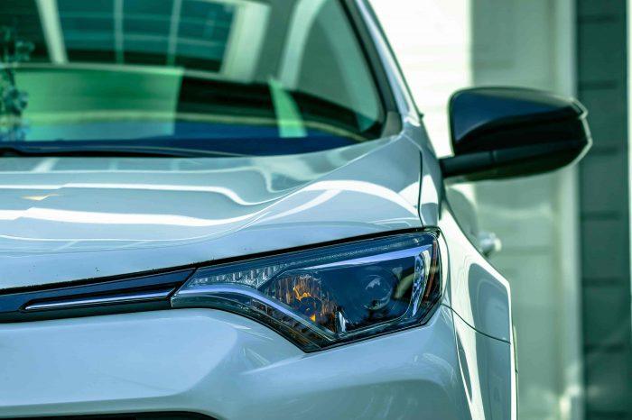 car light sensor