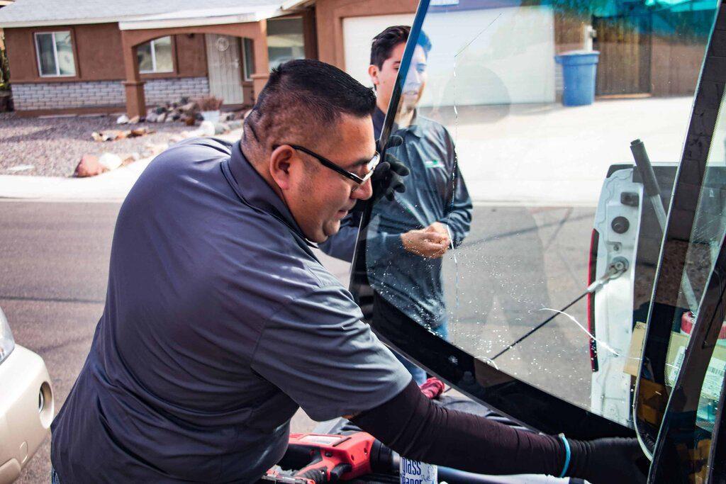 buckeye auto glass repair