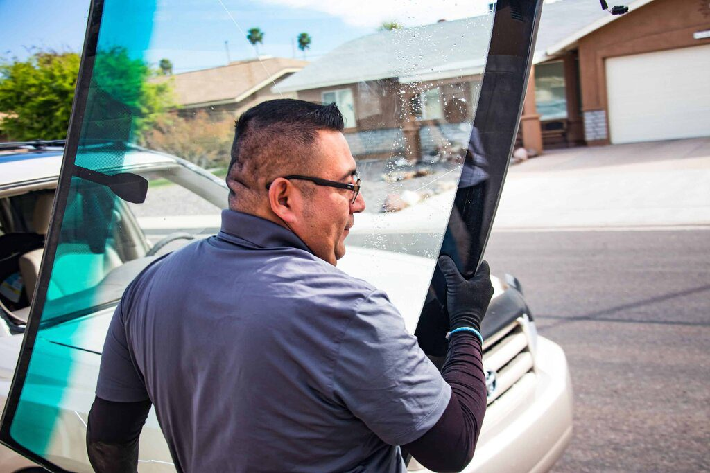 mesa windshield replacement