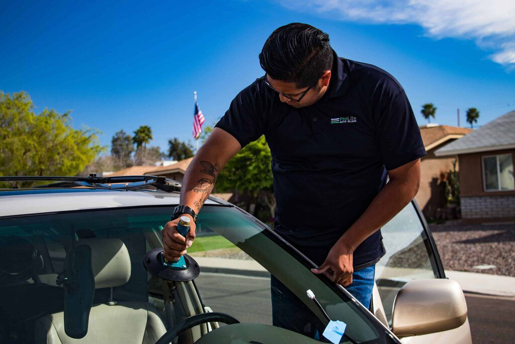 windshield replacement in avondale az