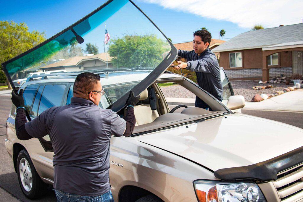 windshield replacement in gilbert az